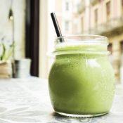 Recette smoothie aux propriétés digestives à l'aloe vera